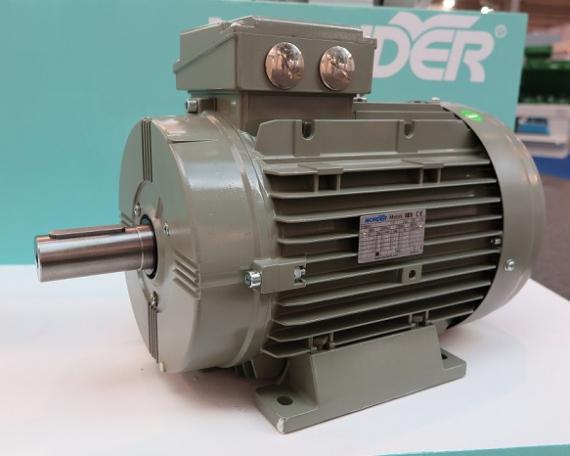 SWEA (IE3) 프리미엄 효율 알루미늄 모터